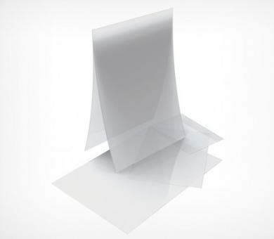 Пластиковый антибликовый карман-протектор А4