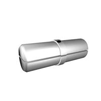 Торцевой внутренний соединитель 2-х труб T-13