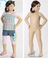 Манекен детский, телесный, 4 года Young 01