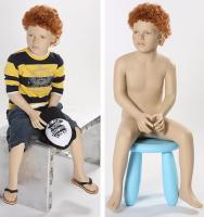 Манекен детский, телесный, 6 лет Young 05